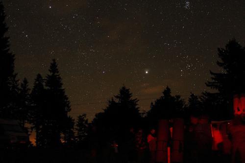 Almberg 16.Sep 2012 00:22:16 Uhr Bino mit Fuhrmann Jupiter Stier