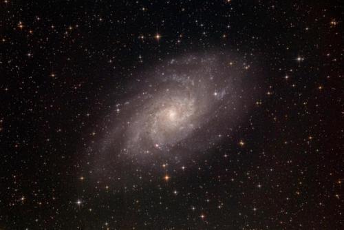 M33 Galaxie