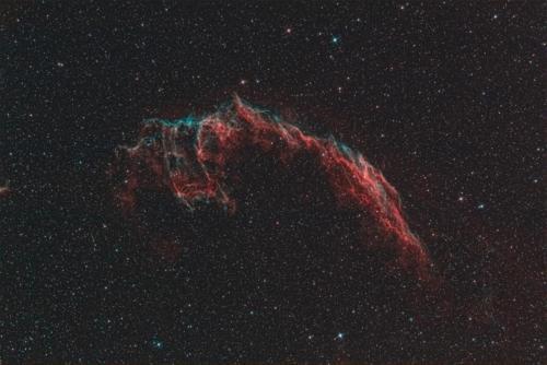 NGC 6995 Cirrus Hexenhand